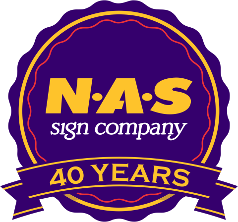 Commercial Signs Service Installation Nas Sign Company